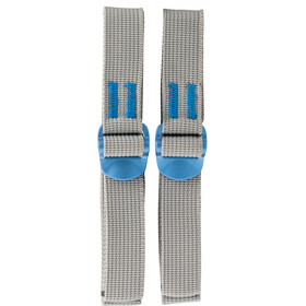 Sea to Summit Alloy Buckle Accessory Straps 20mm/1,5m, blue